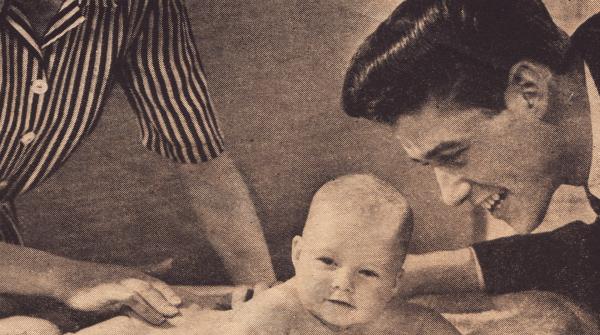 20世纪40年代:强生婴儿润肤露诞生了