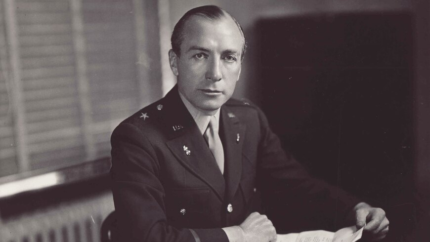 General Robert Wood Johnson, Son of Johnson & Johnson's Founder